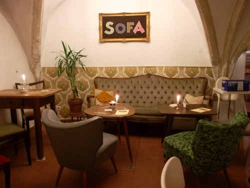 Cafe Couch Regensburg