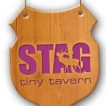 Happyhour STAGtakel STAG - tiny tavern